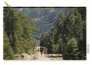 Manitou Springs Pikes Peak Incline Carry-all Pouch