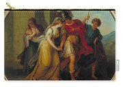 Manner Of Angelica Kauffman Carry-all Pouch