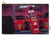 Mansell Ferrari 641 Carry-all Pouch