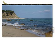 Mansion Beach, Block Island Carry-all Pouch