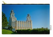 Manti Temple North Hill Carry-all Pouch