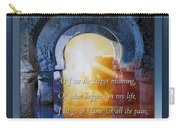 Kaypacha's Mantra  3.25.2015 Carry-all Pouch