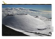 Mauna Kea Dressed In Snow Carry-all Pouch