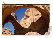 Many Arches Carry-all Pouch