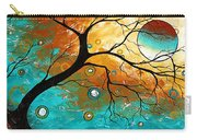 Many Moons Ago By Madart Carry-all Pouch by Megan Duncanson