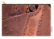 Many Rivets Carry-all Pouch