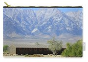 Manzanar A Blight On America 1 Carry-all Pouch