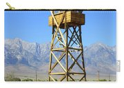 Manzanar A Blight On America 2 Carry-all Pouch