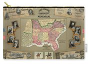 Map: Confederate States Carry-all Pouch