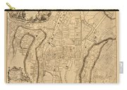 Map Of Cork 1771 Carry-all Pouch