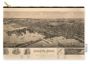 Map Of Duluth 1893 Carry-all Pouch