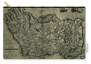 Map Of Ireland 1771 Carry-all Pouch