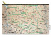 Map Of Poland Carry-all Pouch