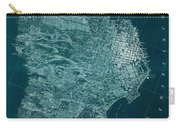 Map Of San Francisco 1857 Carry-all Pouch