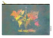 Map Of The World Wind Rose 2 Carry-all Pouch