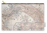 Map: Panama, 1907 Carry-all Pouch