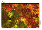 Maple Abstract Carry-all Pouch