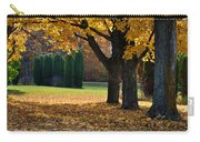 Maple And Arborvitae Carry-all Pouch