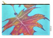 Drifting Into Fall Carry-all Pouch by Phyllis Howard