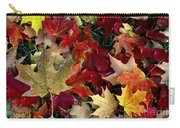 Maple Leaf Colors Carry-all Pouch