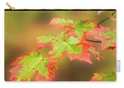 Maple Leaves Changing Carry-all Pouch