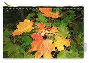 Maple Mania 10 Carry-all Pouch