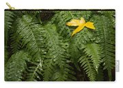 Maple On Fern Carry-all Pouch