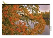 Maple Over The River Carry-all Pouch