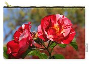 Maple Ridge Fall Roses Carry-all Pouch