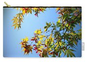 Maple Seeds In September Carry-all Pouch