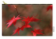 Maple Tree Leaves II Carry-all Pouch