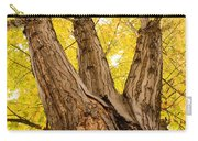 Maple Tree Portrait Carry-all Pouch
