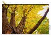 Maple Tree Poster Carry-all Pouch