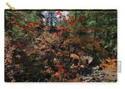 Maple Vine In Fall Season Carry-all Pouch