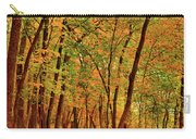 Maple Woods Trail 2 Carry-all Pouch