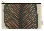 Maranta Regalis Carry-all Pouch