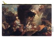 Maratti Carlo Adoration Of The Shepherds Carry-all Pouch