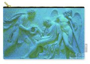Marble Angel Relief Carry-all Pouch