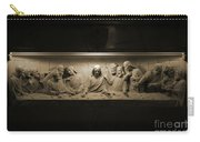Marble Last Supper Carry-all Pouch