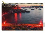 Marblehead Harbor Illumination 2017 Chandler Hovey Carry-all Pouch