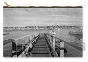 Marblehead Massachusetts Dock Carry-all Pouch