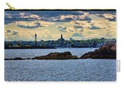 Marblehead Points To The Ocean Carry-all Pouch