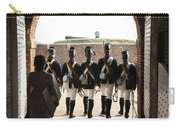 Marching Off On Detail At Fort Mchenry Carry-all Pouch