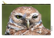 Marco Burrowing Owl - I Know What You're Thinking Carry-all Pouch