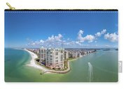 Marco Island Pano2 Carry-all Pouch