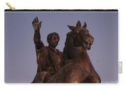 Marcus Aurelius Statue Rome Carry-all Pouch