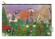 Mardi Gras At Grandma's Carry-all Pouch