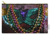 Mardi Gras Feminine Mystique Carry-all Pouch