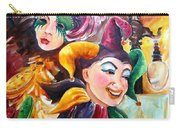 Mardi Gras Images Carry-all Pouch