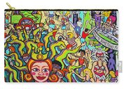 Mardi Gras - Throw Me Something Mister Carry-all Pouch